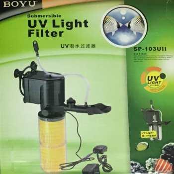 فیلتر داخلی بویو مدل UV LIGHT FILTER SP-103UII