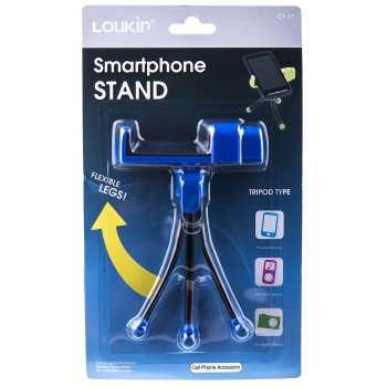 سه پایه نگهدارنده لوکین مدل Smartphone Stand CT-11