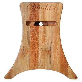 پایه نگهدارنده گوشی موبایل استند چوبی چوبیس کد 1_353
