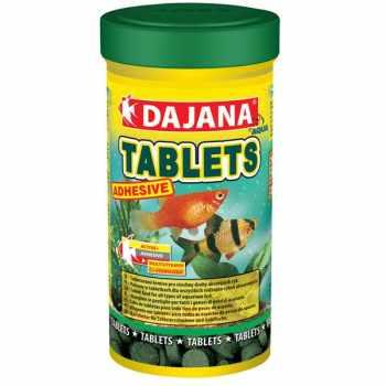 غذا ماهی داجانا مدل تبلتس ادسیو وزن ۵۰ گرم