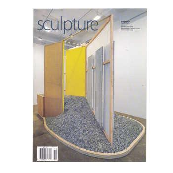 مجله  Sculpture اکتبر 2016