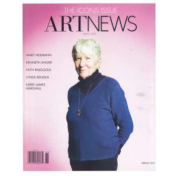 مجله ArtNews  فوریه 2016