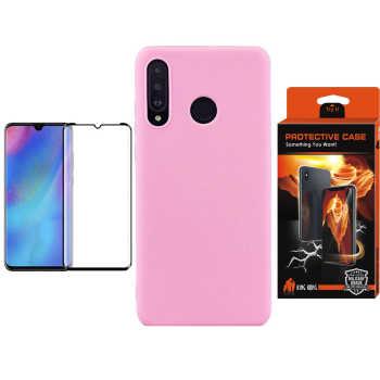 کاور کینگ کونگ مدل SLCN مناسب برای گوشی موبایل سامسونگ Galaxy A20s به همراه محافظ صفحه نمایش