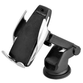 پایه نگهدارنده گوشی موبایل و شارژر بی سیم مدل S5