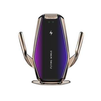 پایه نگهدارنده گوشی موبایل و شارژر بی سیم توتو مدل S7