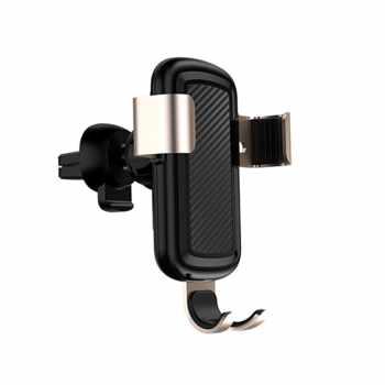 پایه نگهدارنده و شارژر بی سیم گوشی موبایل هولدرا مدل HL-ZS157