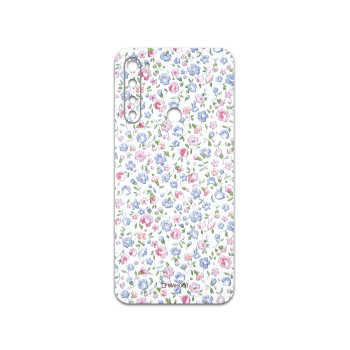 برچسب پوششی ماهوت مدل Painted-Flowers مناسب برای گوشی موبایل شیائومی Redmi Note 8