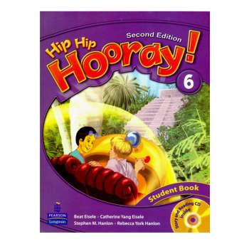 کتاب Hip Hip Hooray 6 اثر جمعی از نویسندگان انتشارات Longman
