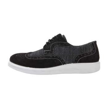 کفش روزمره مردانه شوپا مدل 3013-1-101 رنگ مشکی
