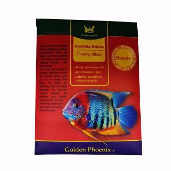 غذای ماهی گلدن فونیکس مدل سیچلاید استیک وزن 50 گرم