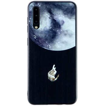 کاور مدل S18 طرح فضا نورد مناسب برای گوشی موبایل سامسونگ Galaxy A50A30sA50s