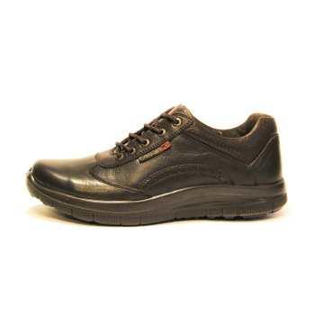 کفش روزمره مردانه فرزین کد ebb005 رنگ قهوه ای
