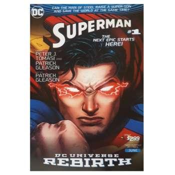 مجله Superman مي 2020