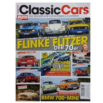 مجله Classic Cars ژوئن 2019