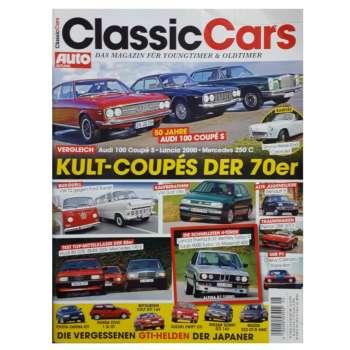 مجله Classic Cars مي 2019