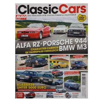 مجله Classic Cars آگوست 2019
