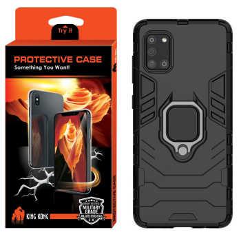 کاور کینگ کونگ مدل GHB01 مناسب برای گوشی موبایل سامسونگ Galaxy A31