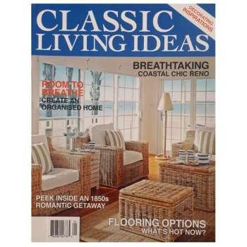 مجله CLASSIC LIVING IDEAS ژانويه 2020