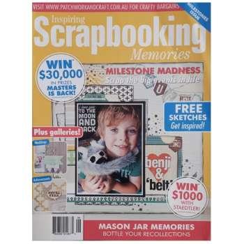 مجله Scrapbooking Memories فوريه 2020