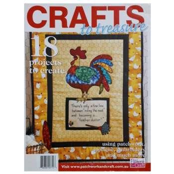 مجله Craft to Treasure آوريل 2020