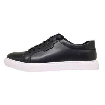 کفش روزمره مردانه چرم آرا مدل sh018  کد m