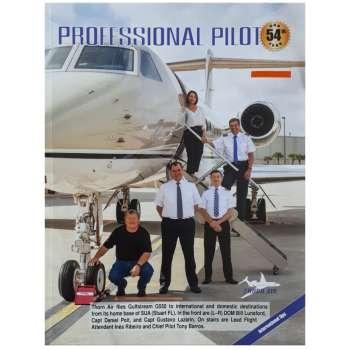 مجله خلبان حرفه اي مارچ 2020