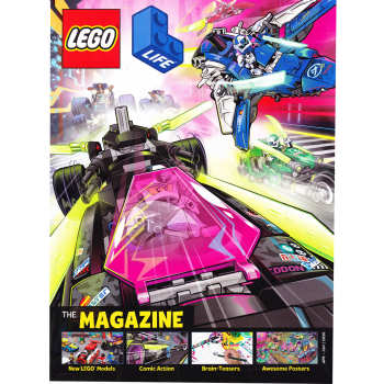 مجله Lego Life آوریل 2020