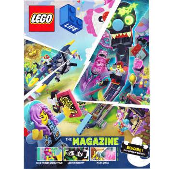 مجله Lego Life ژانویه 2020