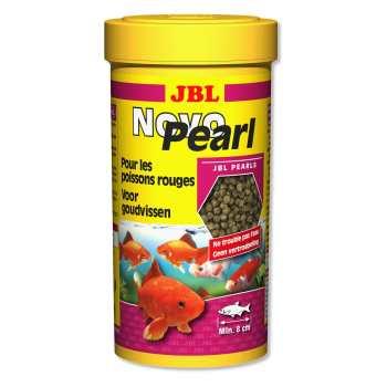 غذای گلدفیش جی بی ال مدل نوو پرل 93 گرمی