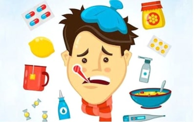 درمان خانگی سرماخوردگی و گلودرد در یک روز