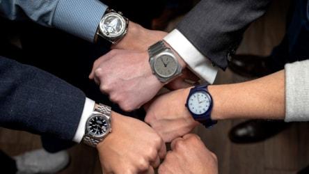 برترین برندهای ساعت مچی:مدل ساعت مچی سلبریتیها و شخصیت آنها