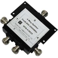 اسپلیتر سیگنال کنبوتونگ مدل GFQ-4-0825 FREQ 800-2500MHZ