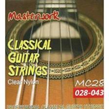 سیم گیتار کلاسیک مسترورک مدل MC28