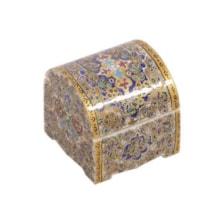 جعبه جواهرات استخوانی گالری گوهران مدل 211