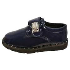 کفش پسرانه مدل NPS01 رنگ سرمه ای