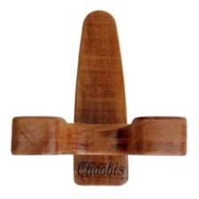 پایه چوبی دیواری گیتار چوبیس کد 1_602
