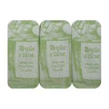دستمال آشپزخانه آکیپک مدل Olive بسته 3 عددی
