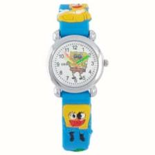 ساعت مچی عقربه ای پسرانه مدل BAB 1101 AB-RO به همراه دستمال مخصوص نانو برند کلیر واچ