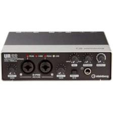 کارت صدای استودیو اشتاینبرگ مدل UR-22