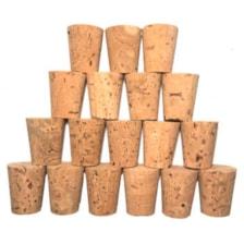 چوب پنبه ایران کرک مدل ۲۴×۱۸ بسته ۷۵ عددی