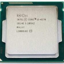 پردازنده مرکزی اینتل سری Haswell مدل Core i5-4570