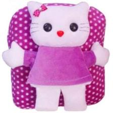 کوله پشتی دخترانه طرح کیتی مدل F 00302729