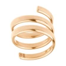 انگشتر طلا 18 عیار زنانه کد 191225