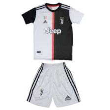ست  پیراهن و شورت ورزشی پسرانه طرح یوونتوس کد Juventus-2020            غیر اصل