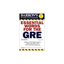 کتاب Essential words for the GRE اثر Philip Geer انتشارات Barrons