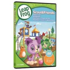 فیلم آموزش زبان انگلیسی  LeapFrog Scout & Friends  انتشارات نرم افزاری افرند
