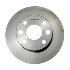 دیسک ترمز چرخ جلو شرکت تولیدی قطعات جلوبندی خودرو ایران لاهیجان کد 51712-fd200 مناسب برای تیبا