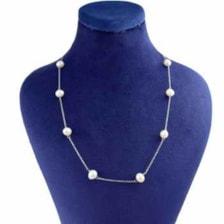 گردنبند طلا 18 عیار زنانه کانیار گالری کد GA41