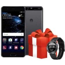 گوشی موبایل هوآوی مدل P10 VTR-L29 دو سیم کارت به همراه مچبند هوشمند ورزشی هوآوی