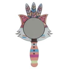 آینه آرایشی طرح روباه کد brfp-129